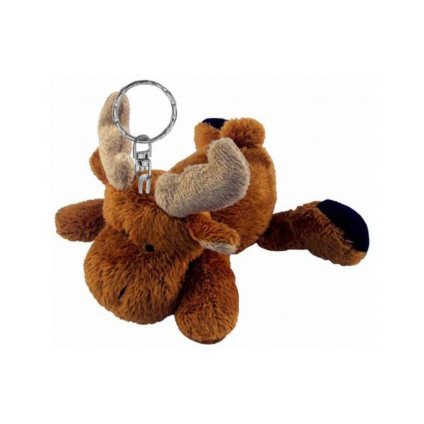 Moose Plush Keychain Stuff...