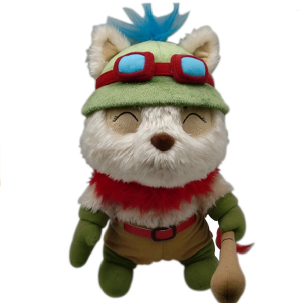 League Of Legends Teemo Plush Toy
