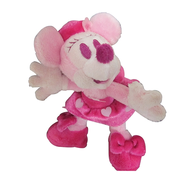 Pink Plush Micky Mouse To...