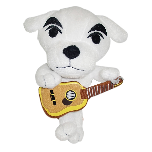Play Guitar Dog Toy
