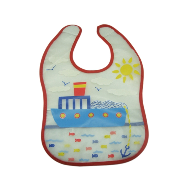 Waterproof EVA Infant Bibs