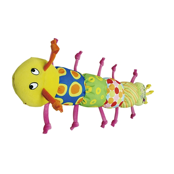 Plush Caterpillar Toy