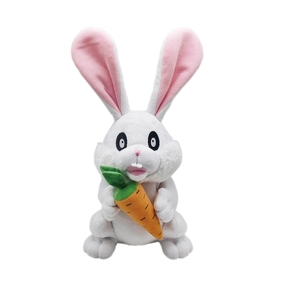 Plush Toys Bunny With Carrot