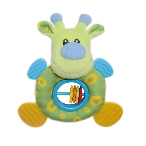 Soft Spinning Rattle Giraffe Toys