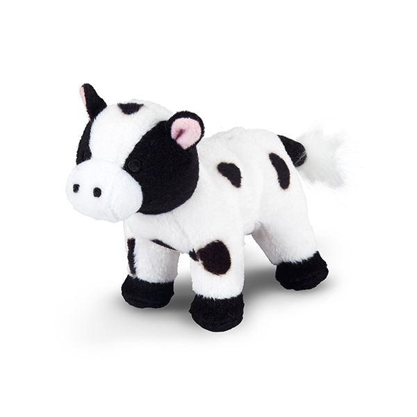 Standing Cow Plush Toy