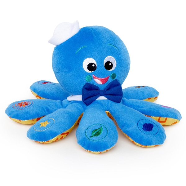 Baby Plush Octopus Toy