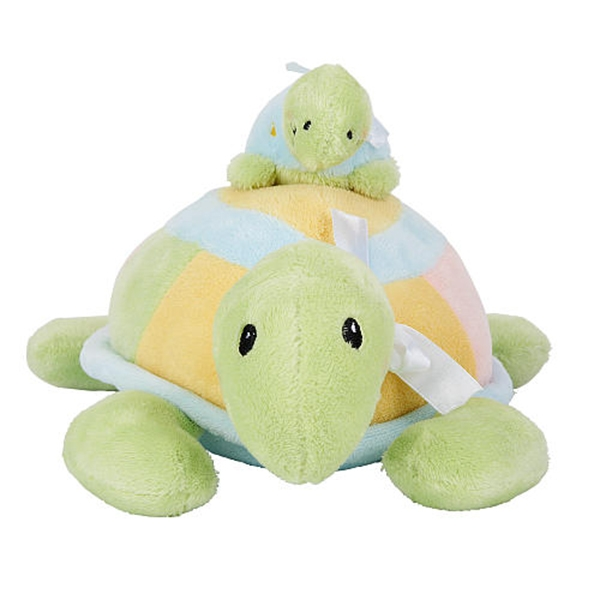 Baby turtle stuffed toy
