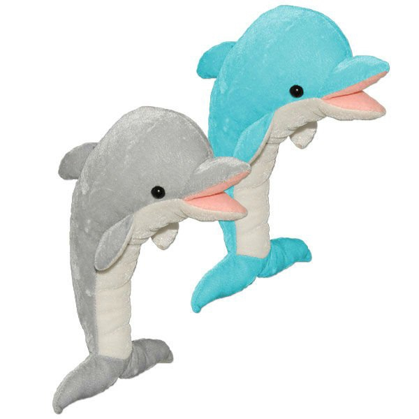 Plush Stuffed Dolphins