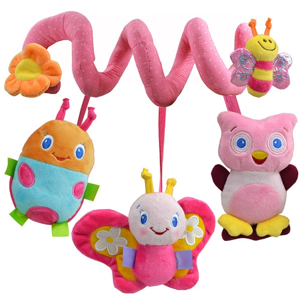 Baby Cot Activity Toys